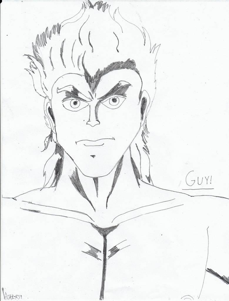 GUY by Arak-8