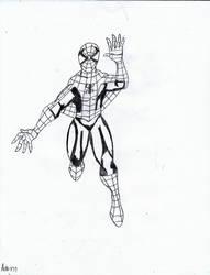 Spider-Man by Arak-8