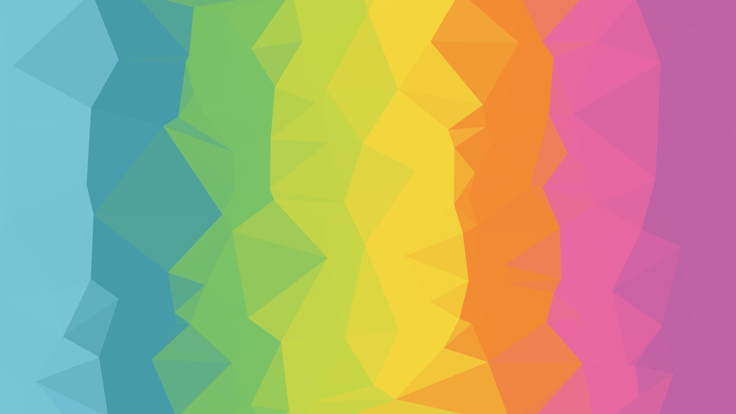 Wallpaper Geometric Color 4 2K UHD by AIRWORLDKING on DeviantArt