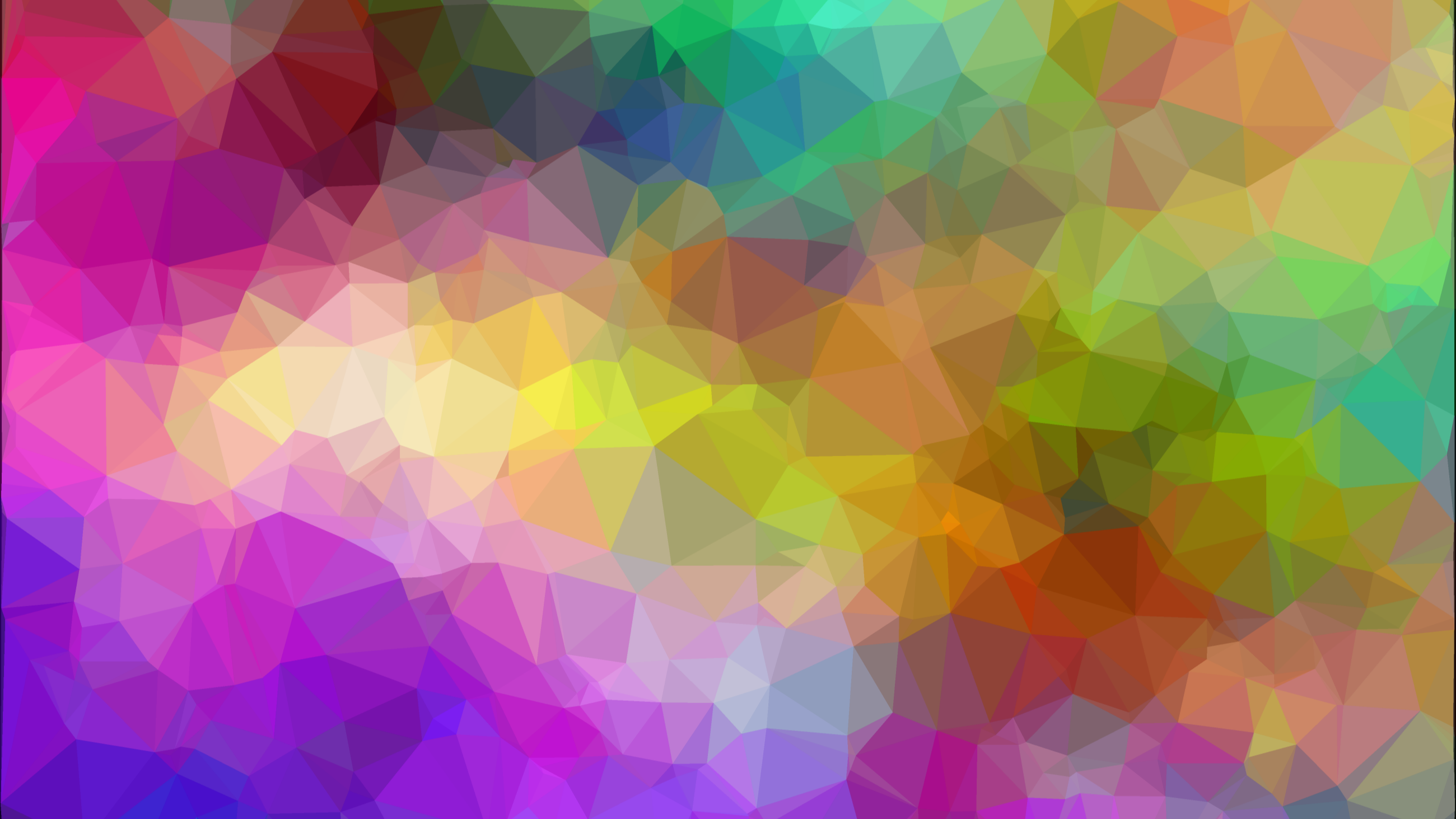 Wallpaper geometric color 8 2k uhd by airworldking on - Geometric wallpaper colorful ...