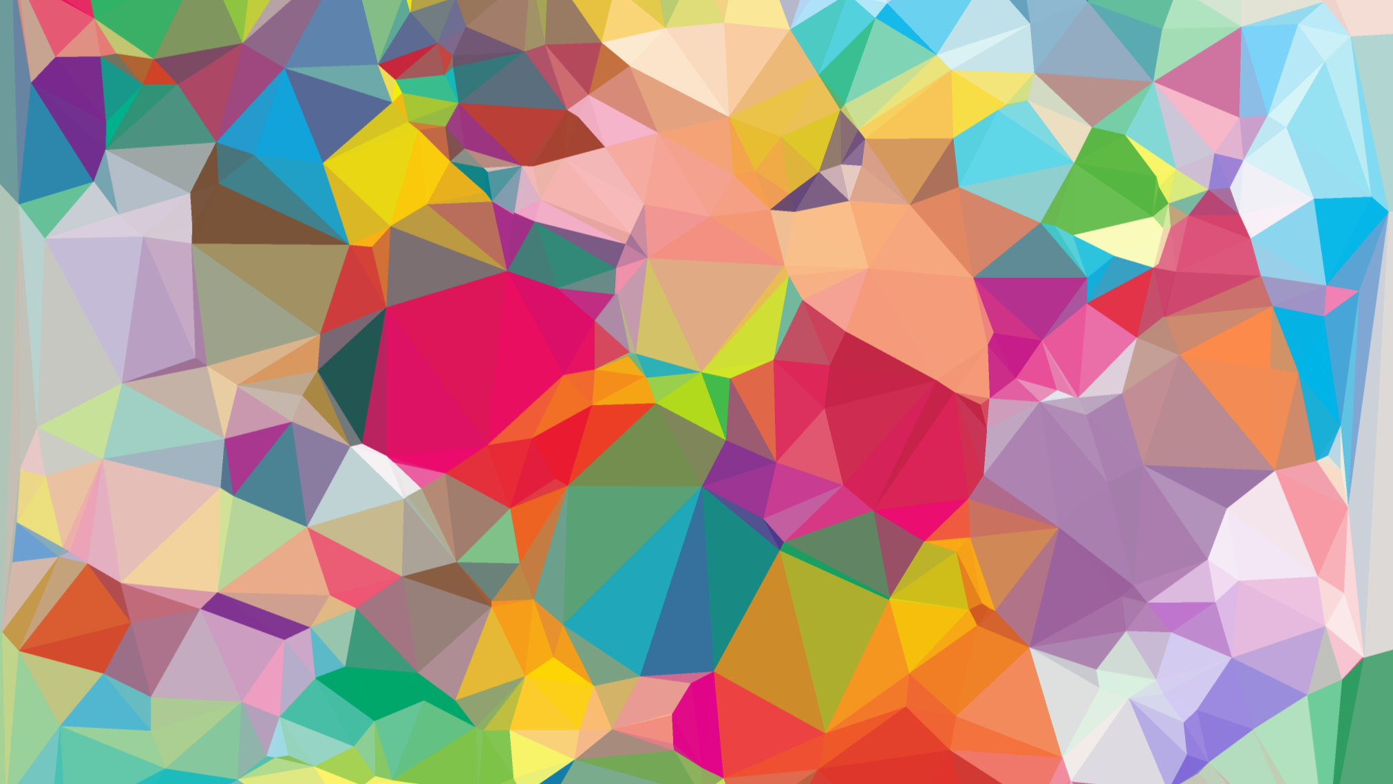 Wallpaper Geometric Color 21 2K UHD By AIRWORLDKING On