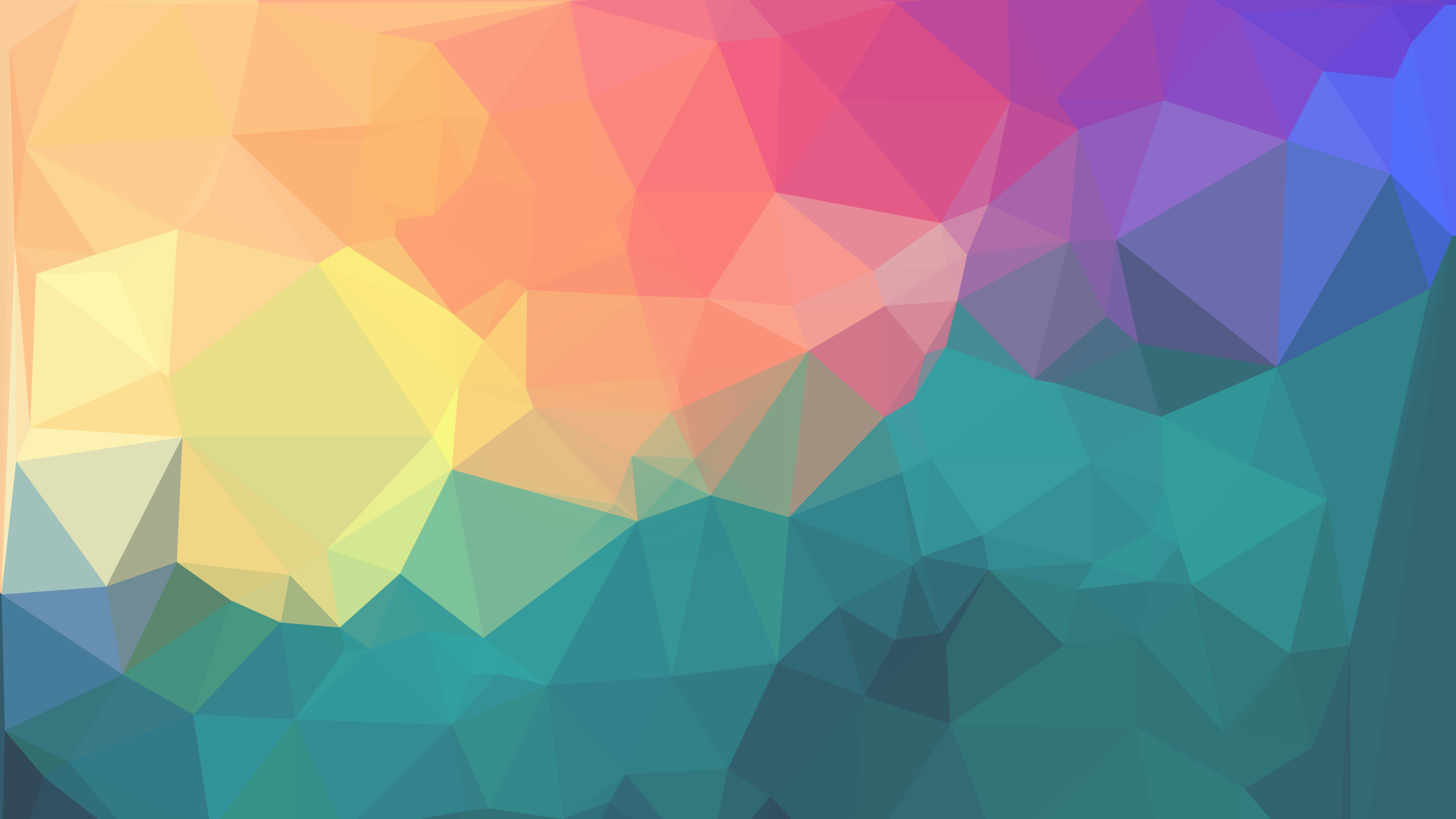 Wallpaper geometric color 22 2k uhd by airworldking on - Geometric wallpaper colorful ...