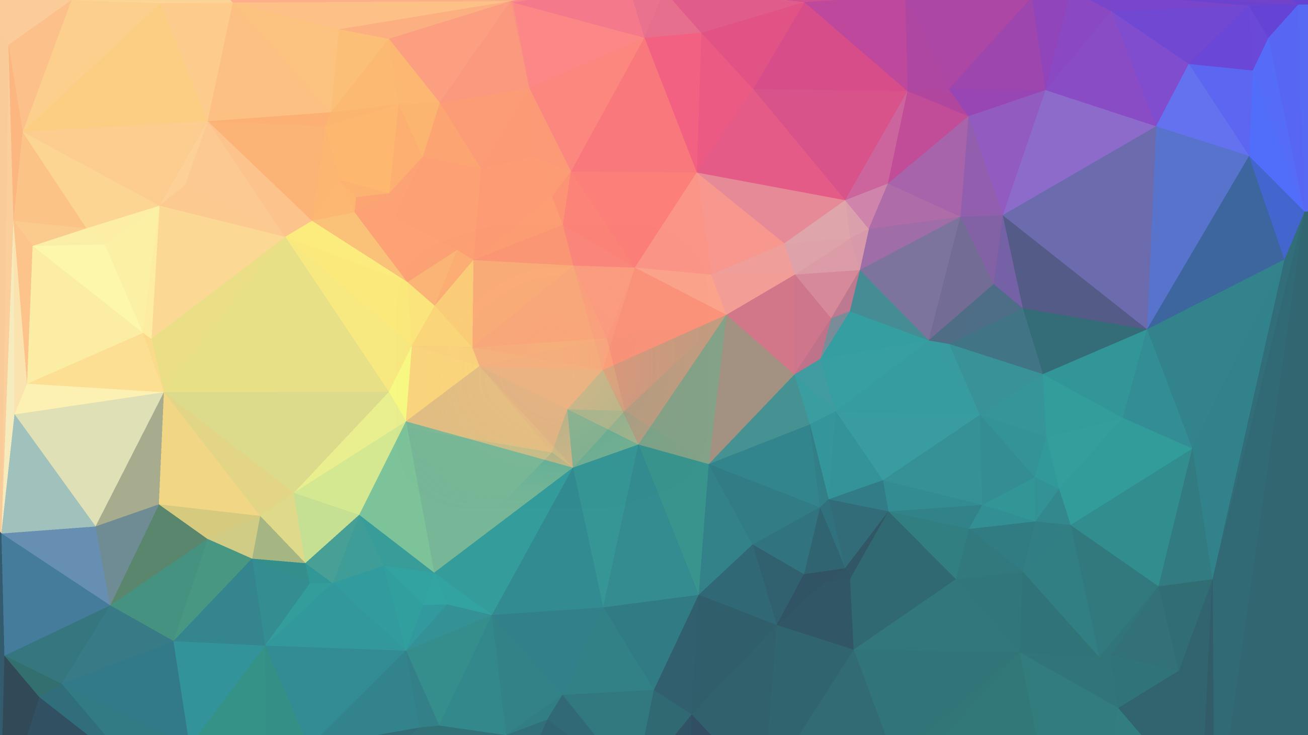 Geometric Desktop Backgrounds (25 Wallpapers) - Adorable Wallpapers