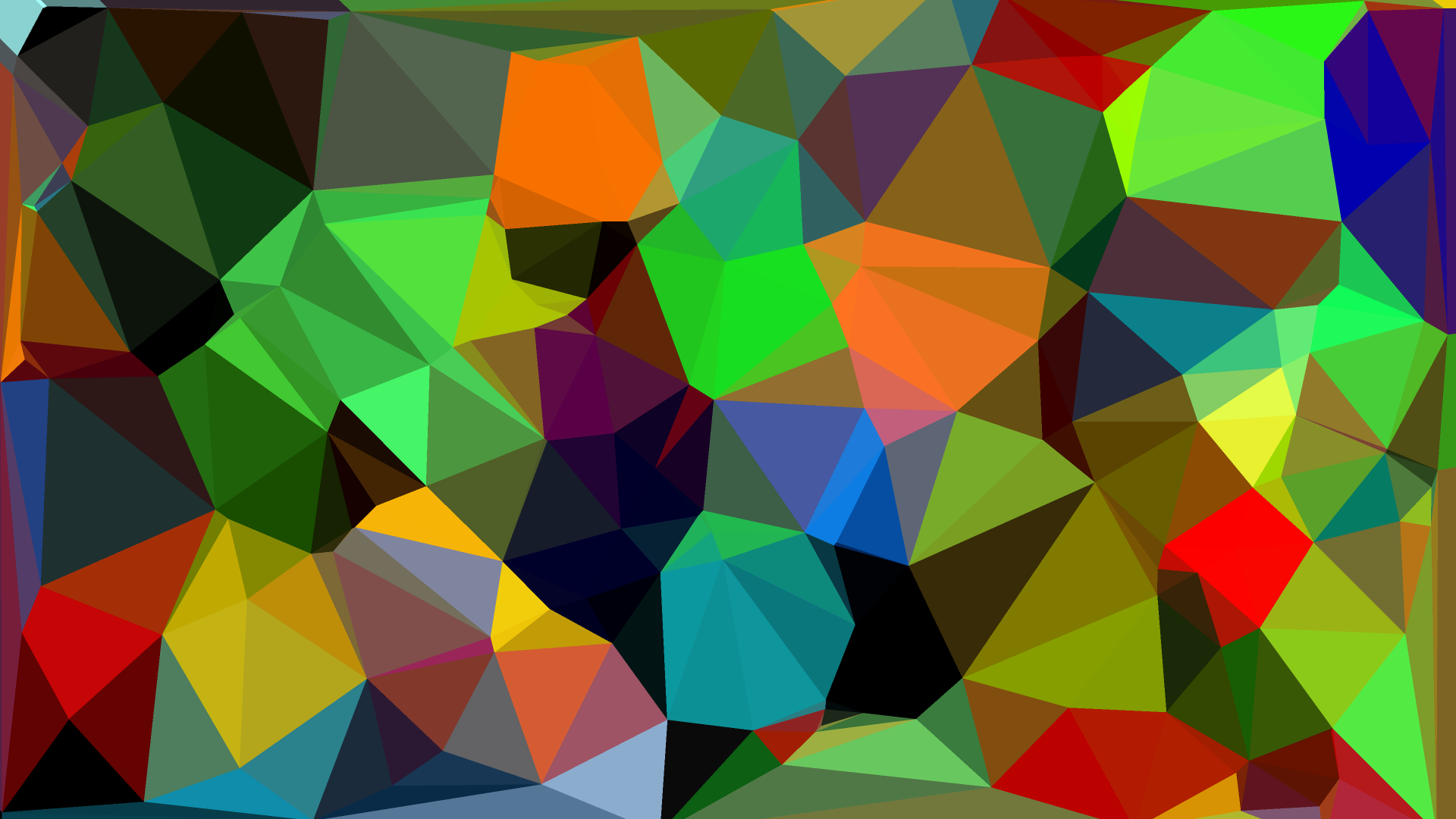 Free Colorful Geometric Wallpaper: Wallpaper Geometric Color 34 1080p HD By AIRWORLDKING On