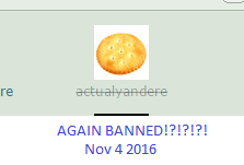 AGAIN BANNED!?!?!?! by AIRWORLDKING