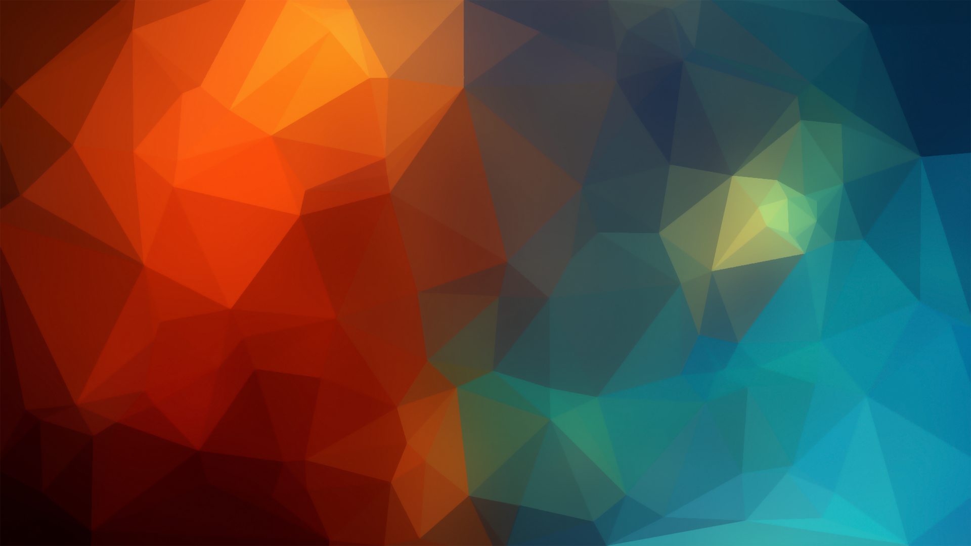 Wallpaper Geometric Polygon 4k Uhd By Airworldking On Deviantart