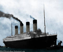 An Ocean of Memories by TitanicPhan