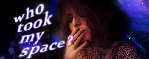 who took my space? by Abessonova