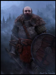 P J. the Warrior by AhmetCanKahraman