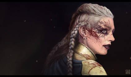 Bloody Revenge by AhmetCanKahraman