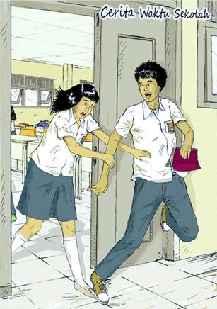 Cerita Waktu Sekolah By Aldyhaaa On Deviantart