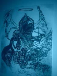Angel of death AKA The Grim Reaper. by CodyMajor69