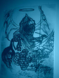 Angel of death by CodyMajor69