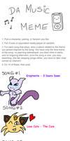 Pokemon Music Meme