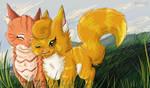 Sunny Stroll by Hedgey