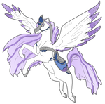 Comm: Pegasus by Hedgey