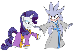Comm: Rarity And Silver