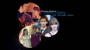 Donna Noble wallpaper by sweetestmangacloud
