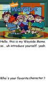 my wayside meme