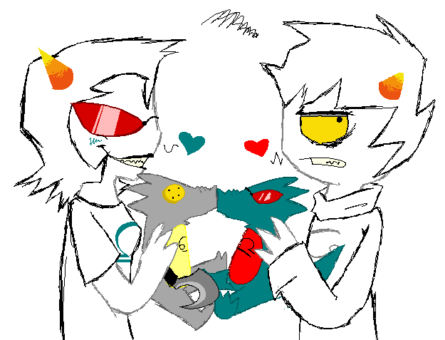 Karkat Terezi Fanfiction Karkat And Terezi Dr4gon L4rp