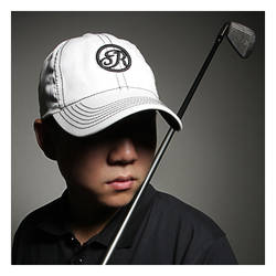 Golf Self Portrait by aphaits