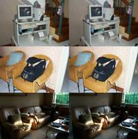 Stereoscopic Nostalgia by aphaits
