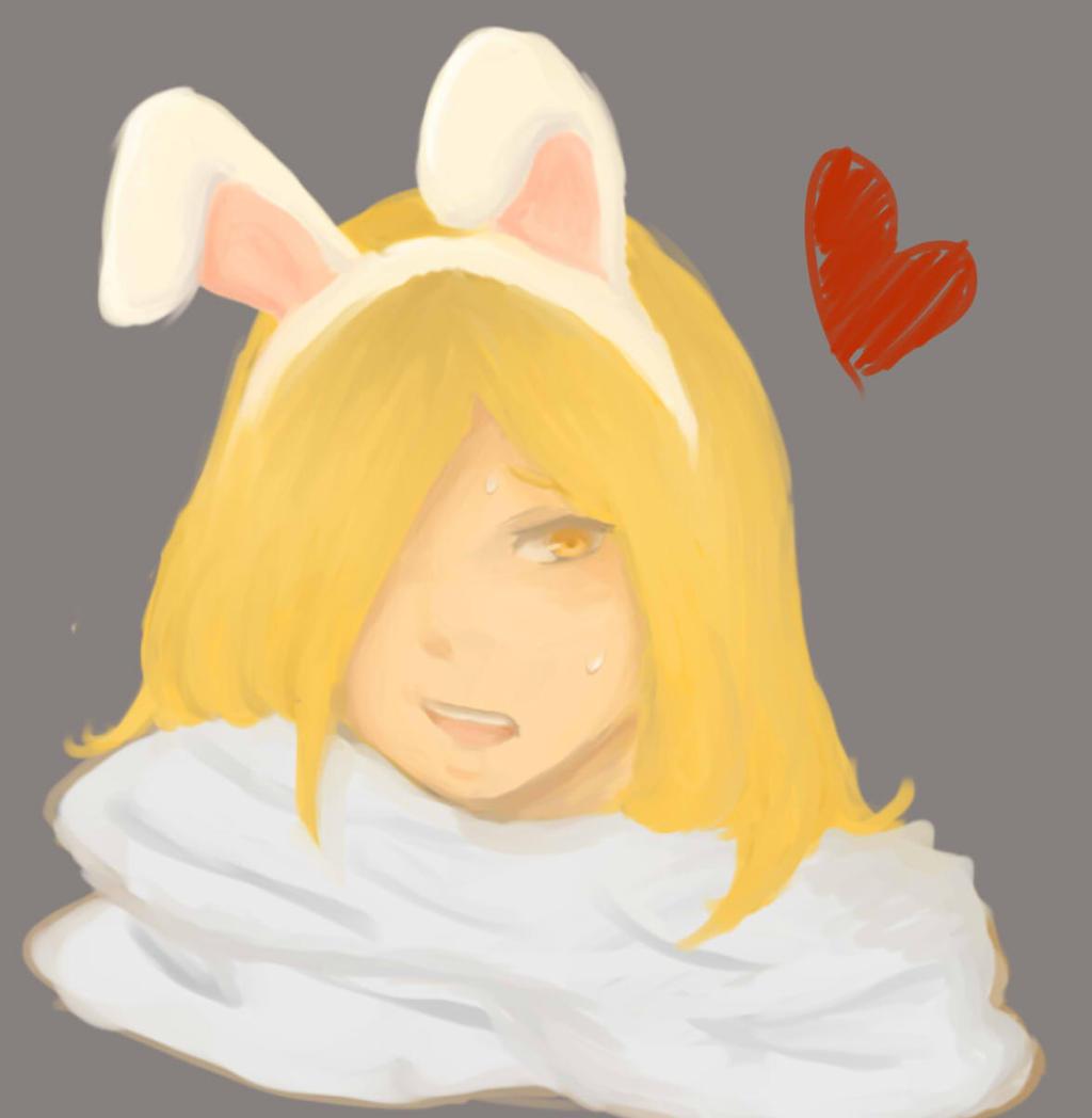 Bunny Geraint by HiiragiAzayaka