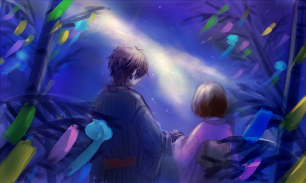 Tanabata by HiiragiAzayaka