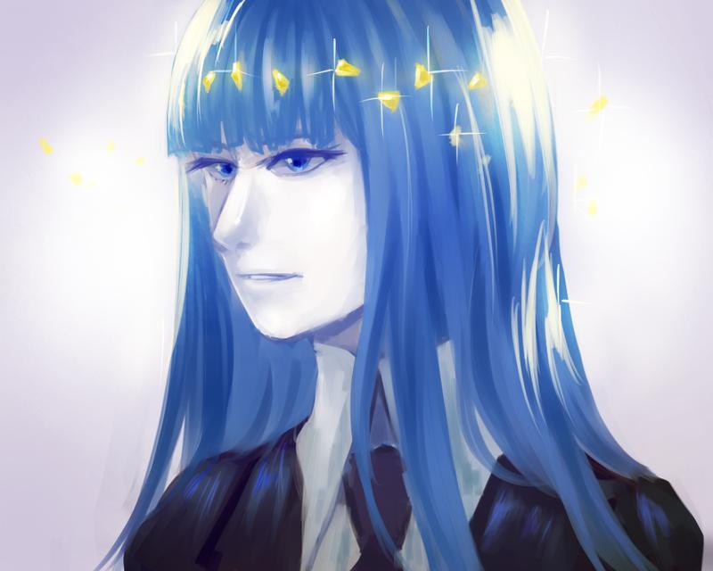 [fanart] Lapis Lazuli by HiiragiAzayaka