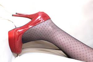 Red Heels 1 by emiliogtz