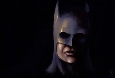 I'm Batman by OZtheW1ZARD