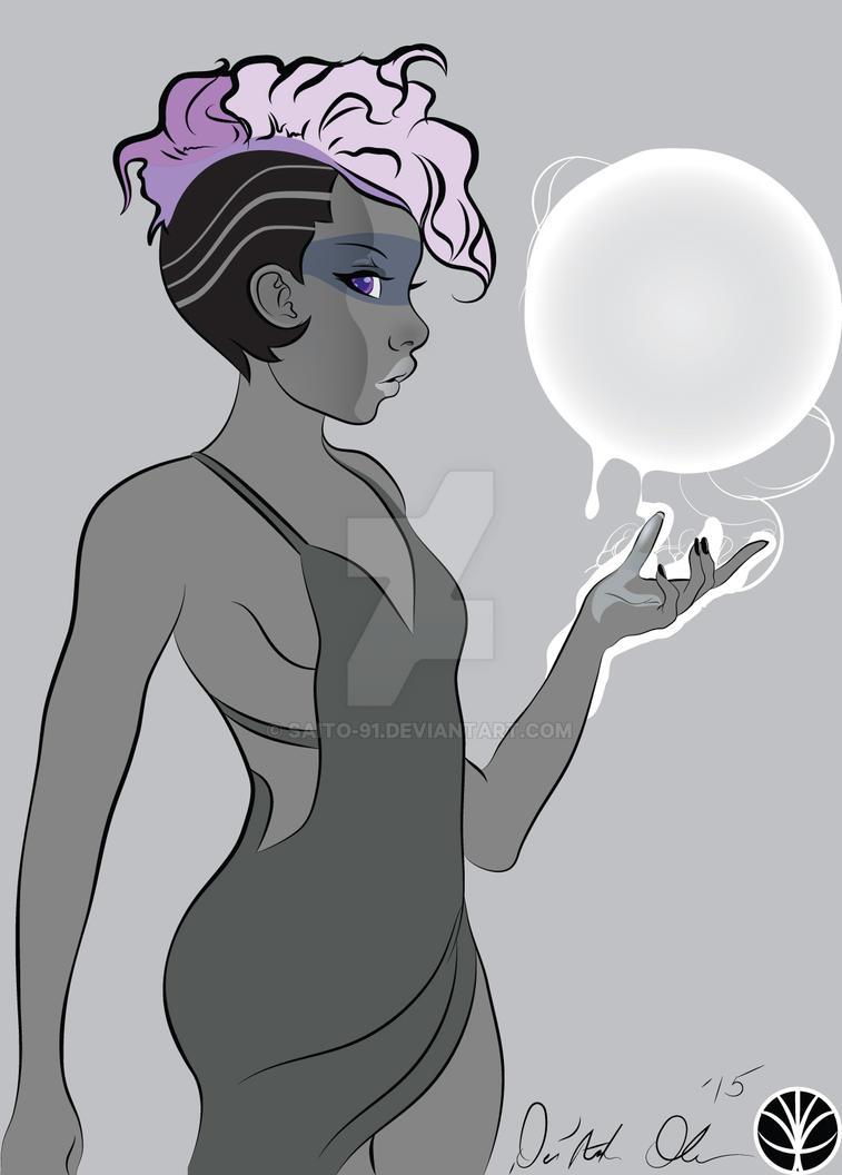 Black Girl Magicks by Snak3-Charm3r
