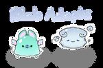 Blob Adoptables -CLOSED- by RachelMLP