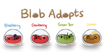 Tea Blob Adopts -OPEN- by RachelMLP