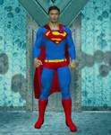 Superman wip 4