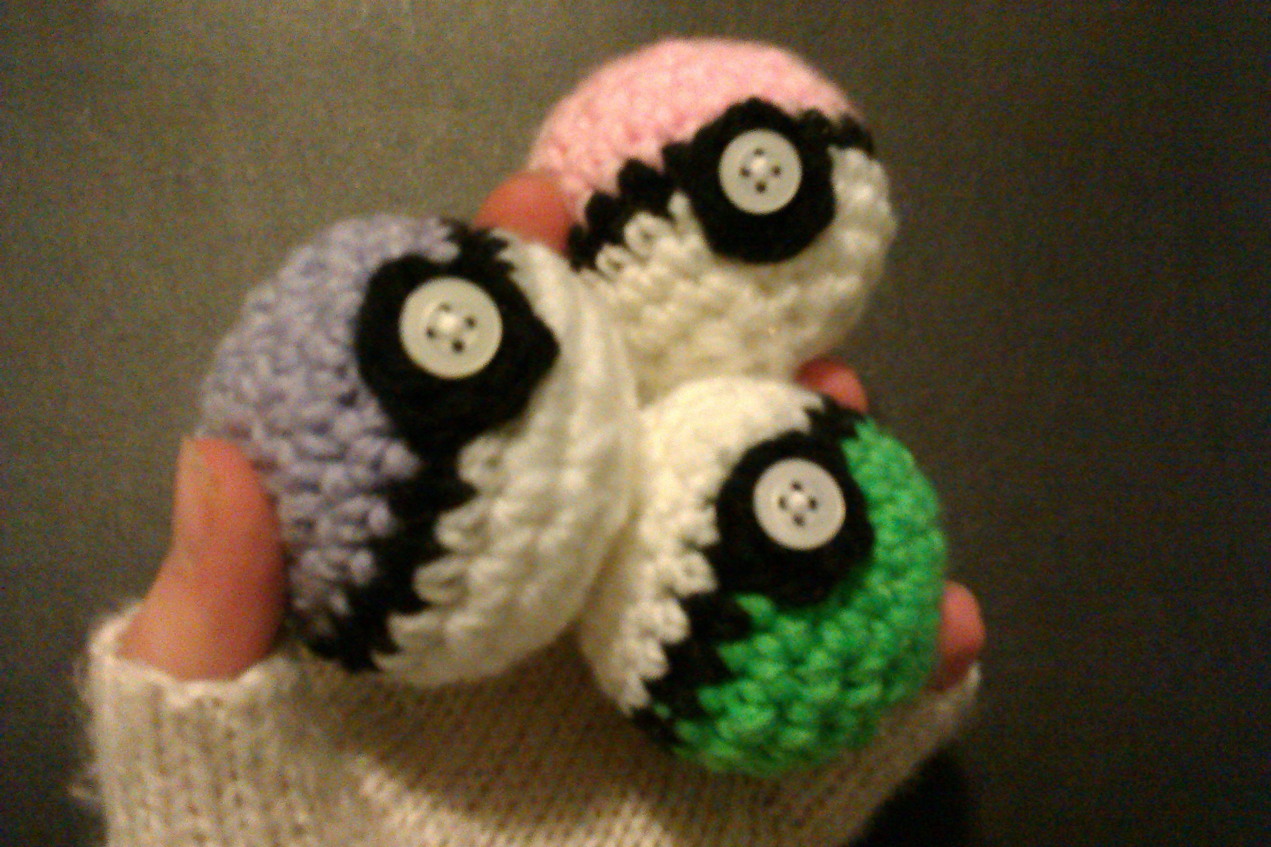 Rainbow Pokeballs 2 by ShoopOnTheMoon