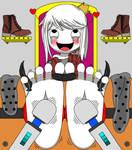 Tabbes Tickle Torture [Art Trade]