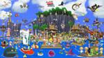 Every Character In Legend of Zelda Wind Waker