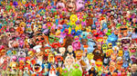 Every Muppet Character Wallpaper