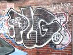 Boston Graffitti I