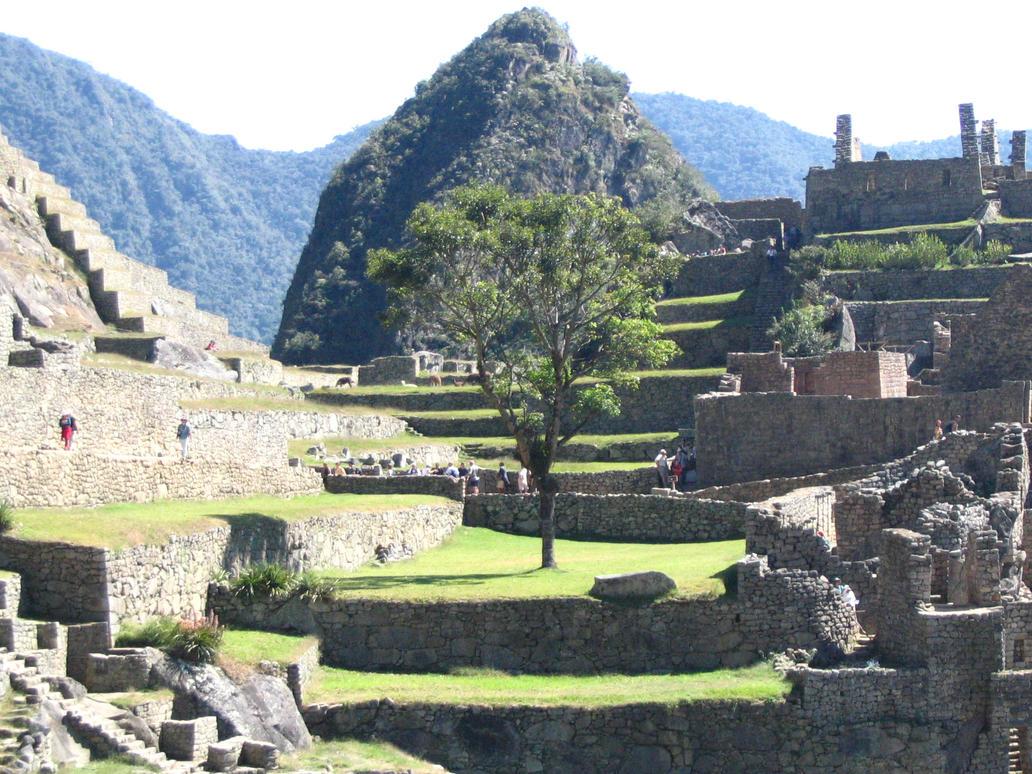 Macchu Picchu II by IlovetheCasualties