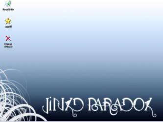My Current Desktop by JINXD-PARADOX