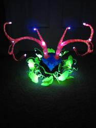 Neon forest crown by ClockworkRuin