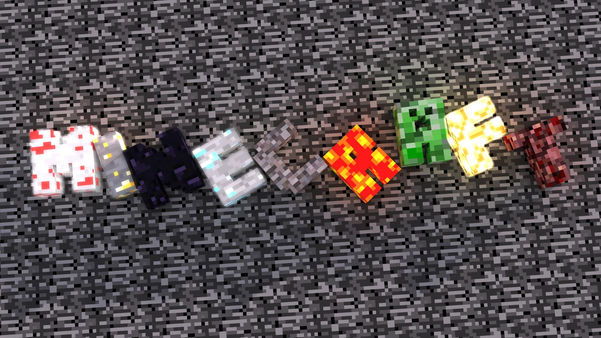 Minecraft: Logo by iammrx on DeviantArt