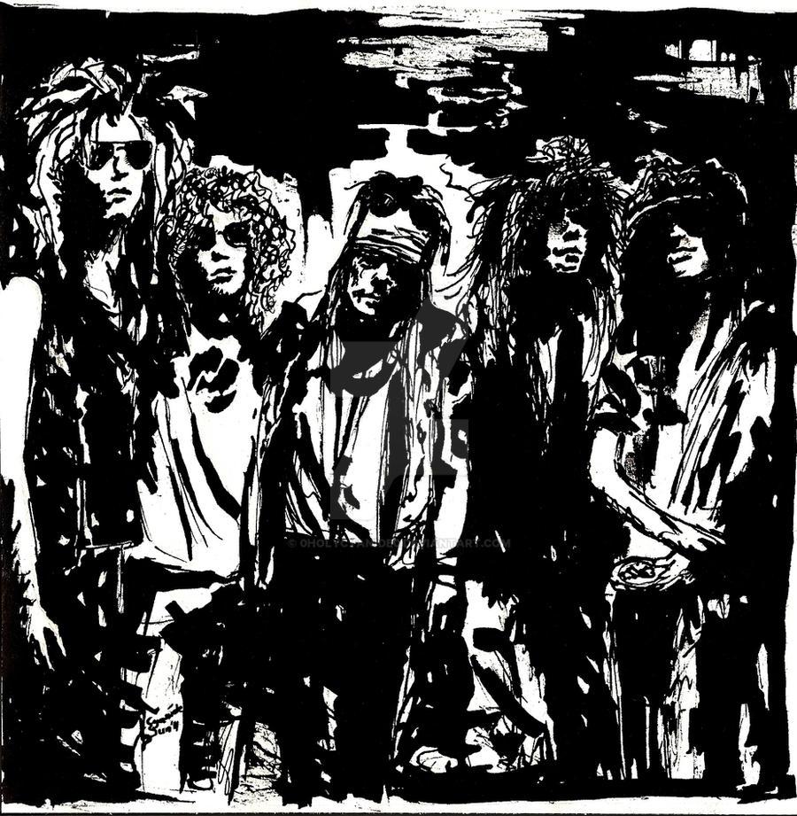 Guns N Roses Tour