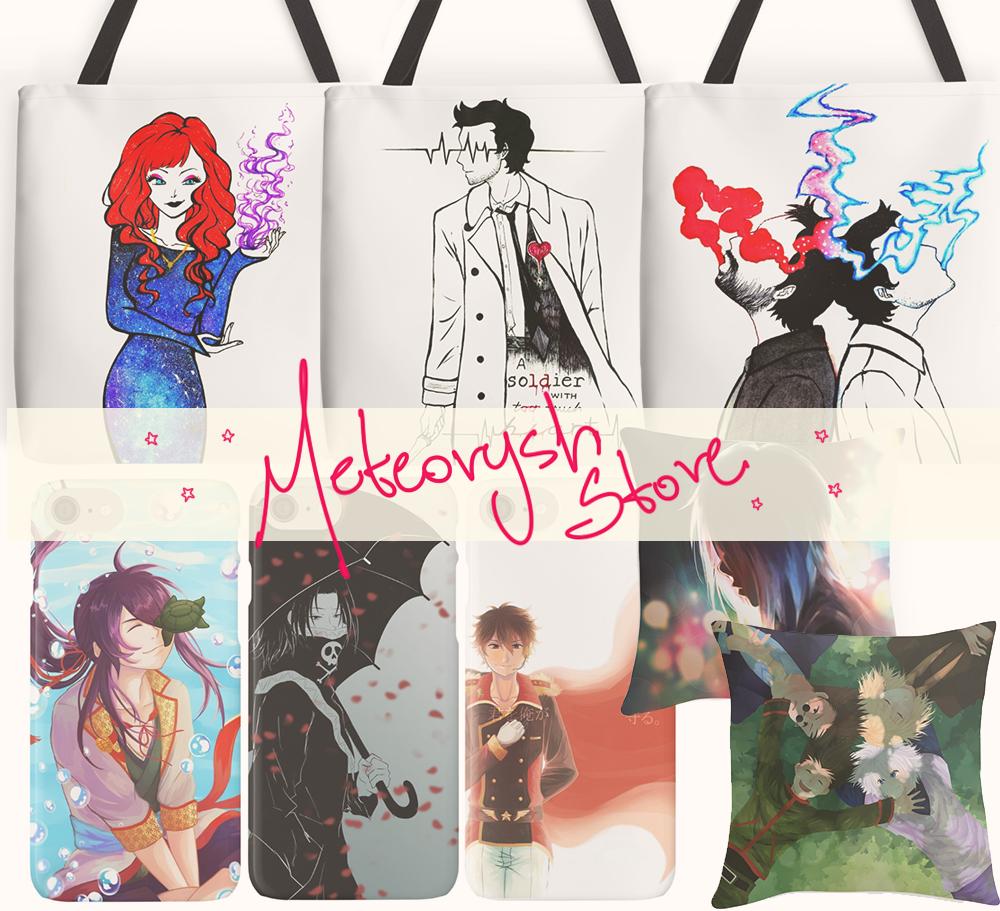Store banner by MeteorBladeV3