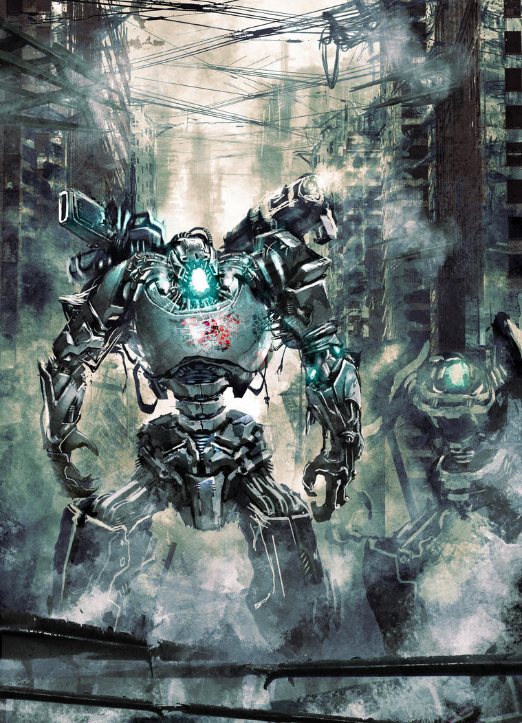 Robot Design by Takumer