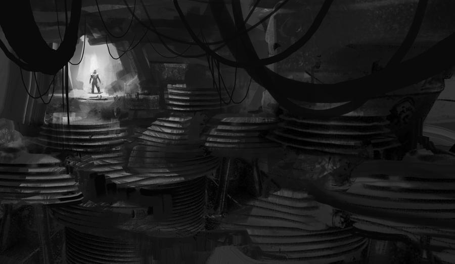 Mechanical Dungeon by Takumer