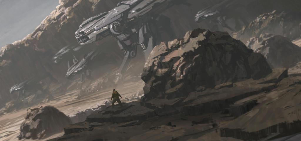 Scavenger by Takumer
