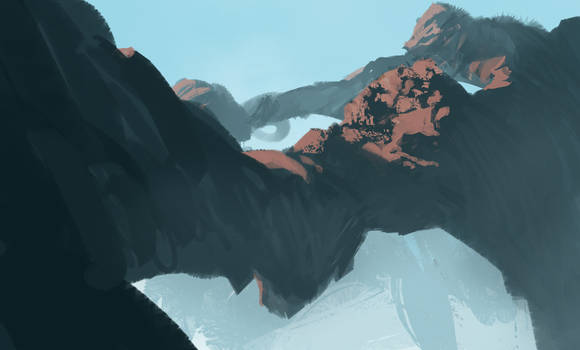Quick Environment Color Painting